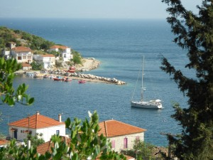 bateau Grèce