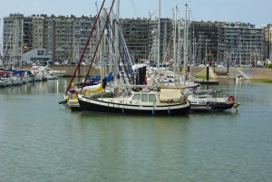 bateau blankenbergue